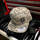 First Warrior Spartan Digi Camo Snapback Hat