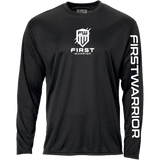 1W Performance Long Sleeve - Black