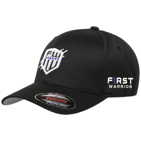 1W Shield Logo Flexfit