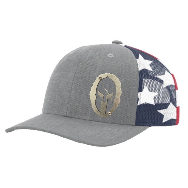 Spartan Signature Series - Gray Flag