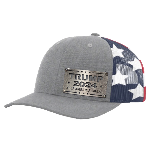 Stainless Trump 2024 Snapback || LIMITED EDITION