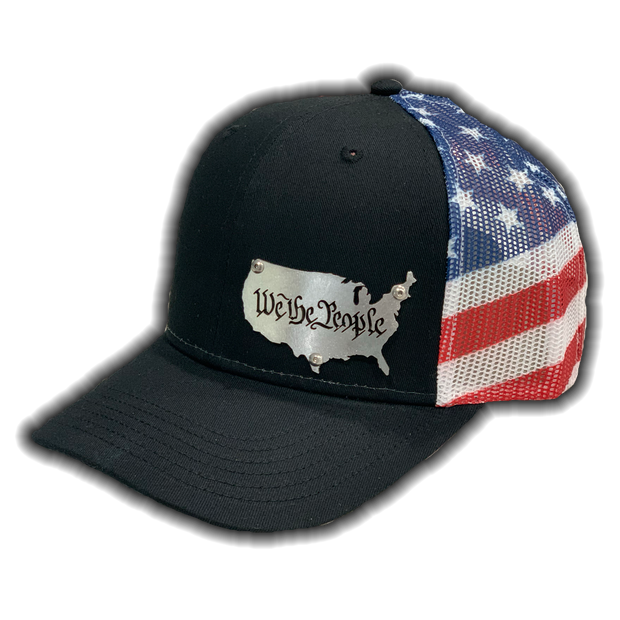 We The People Signature Series - Black Flag