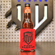 DTOM RED Soft Koozie