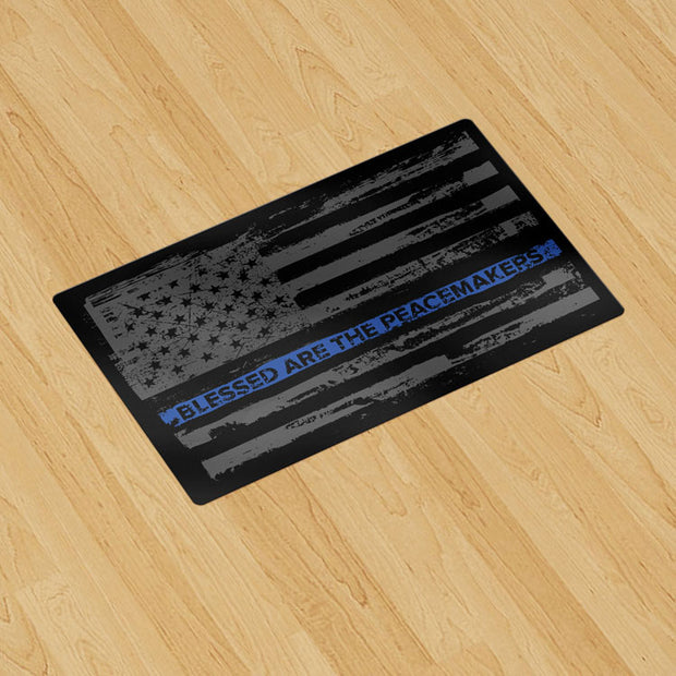Peacemakers Flag Decal