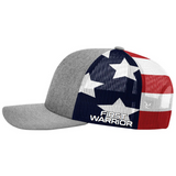 Official Warrior League Flag Snapback - PRE ORDER
