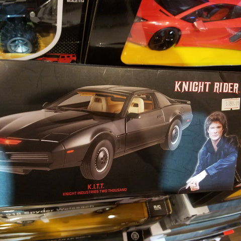 1:18 Knight Rider Hotwheel Elite