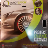 Alloygator Wheel Protection Black Rim Protection