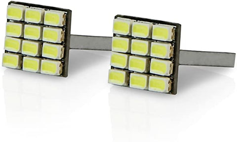 T10 194 168 LED Canbus 12smd 1pc