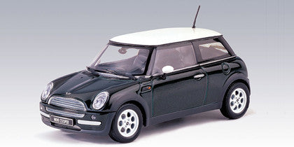AUTOart 1:43 BMW MINI COOPER RACING GREEN