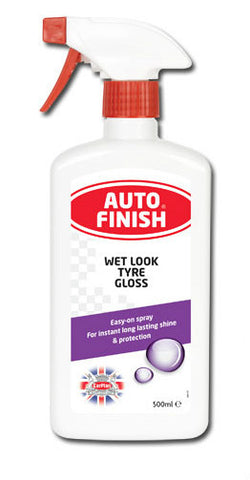 AUTOFINISH Wet Look Tire Gloss