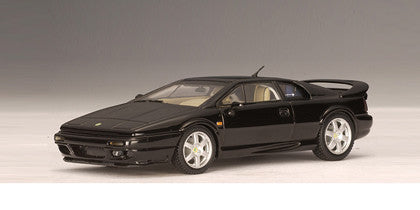 sports shoes the cheapest best selling 1:43 LOTUS ESPRIT V8 1996 BLACK