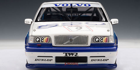 AUTOart 1:18 VOLVO 850 BRITISH TOURING CAR