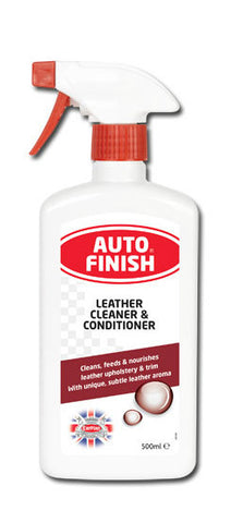 AUTOFINISH Leather Cleaner & Conditioner