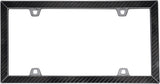 LICENSE PLATE FRAME CARBON FIBER II