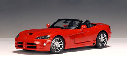 AUTOart 1:18 DODGE VIPER SRT -10 RED