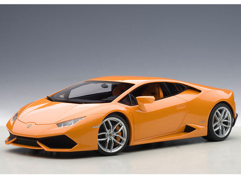 AUTOart 1:18 LAMBORGHINI HURACAN LP610-4 ORANGE
