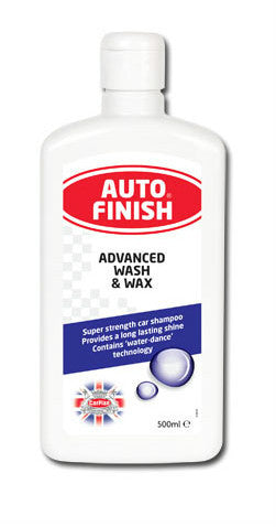 AUTOFINISH Advanced Wash & Wax