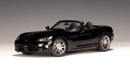 AUTOart 1:18 DODGE VIPER SRT-10 PROTOTYPE BLACK