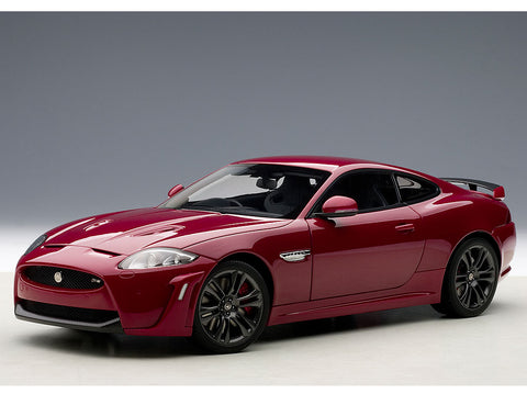 AUTOart 1:18 JAGUAR XKR-S ITALIAN RACING RED