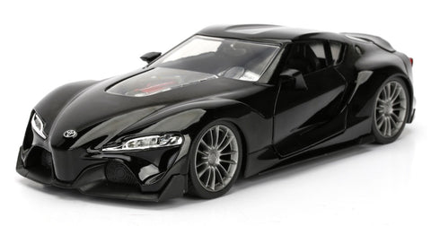 """JDM Tuners"" 1/24 Toyota FT-1 Concept - Glossy Black"