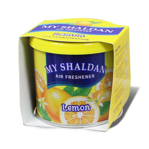 Air Freshener MY SHALDAN LEMON