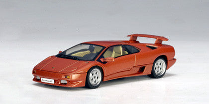 AUTOart 1:43 LAMBORGHINI DIABLO COUPE VT METALLIC RED