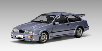 AUTOart 1:18 FORD SIERRA RS COSWORTH MOONSTONE BLUE