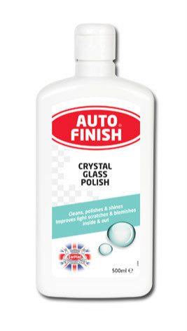 AUTOFINISH Crystal Glass Polish