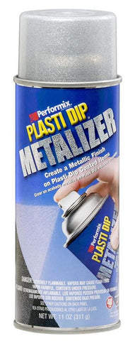 PLASTI DIP BRIGHT ALUMINUM METALIZER