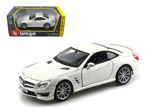 1:24 MERCEDES-BENZ SL65 AMG HARD TOP