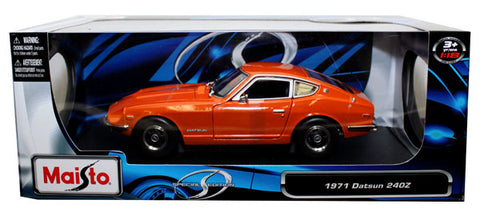 1:18 Special Edition - 1971 Datsun 240Z (Orange)