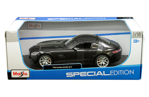 1:18 Special Edition Mercedes-AMG GT (Black)