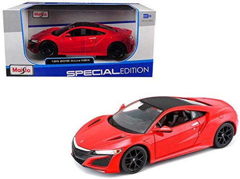 1:24 Special Edition 2018 Acura NSX (red)
