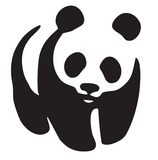 STICKER DECAL PANDA NORMAL