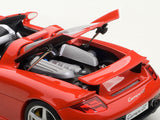 AUTOart 1:18 PORCHE CARRERA GT RED