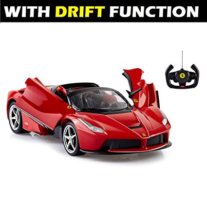 RASTAR 1:14 LaFerrari R/C with Drift Function Fast Track