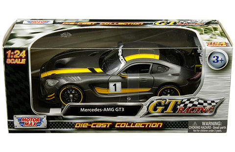 1:24 GT Racing - Mercedes-AMG GT3 (Grey)