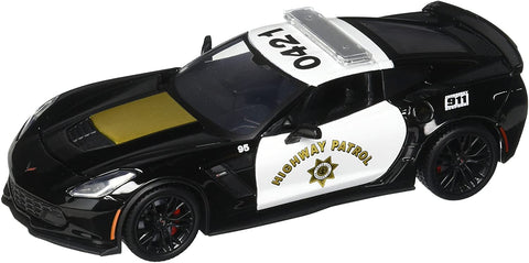 1:24 Authority - 2015 Corvette Z06 Highway Patrol