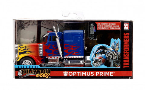 Transformers Optimus Prime T1 1:32 Jada