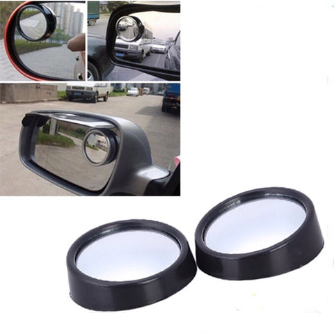 3R-011 BLIND SPOT MIRROR - BLACK