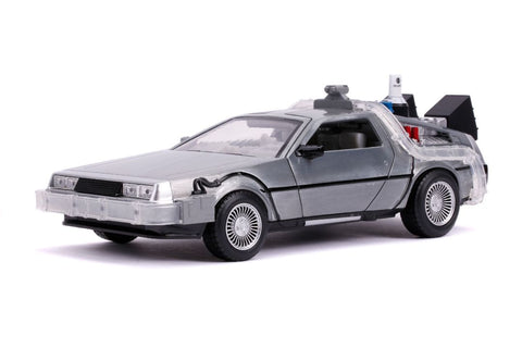 "Jada 1/24 ""Hollywood Rides"" Back To The Future Part II - Time Ma-autoworld-1"