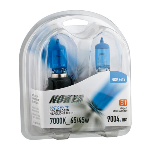 NOKYA ARCTIC WHITEÊ- STAGE 1 - halegon light bulb -9004 7000K