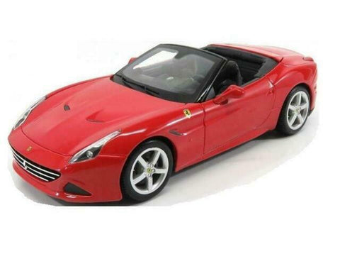 1:18 Special Edition - Ferrari California (Open Top)(Red)