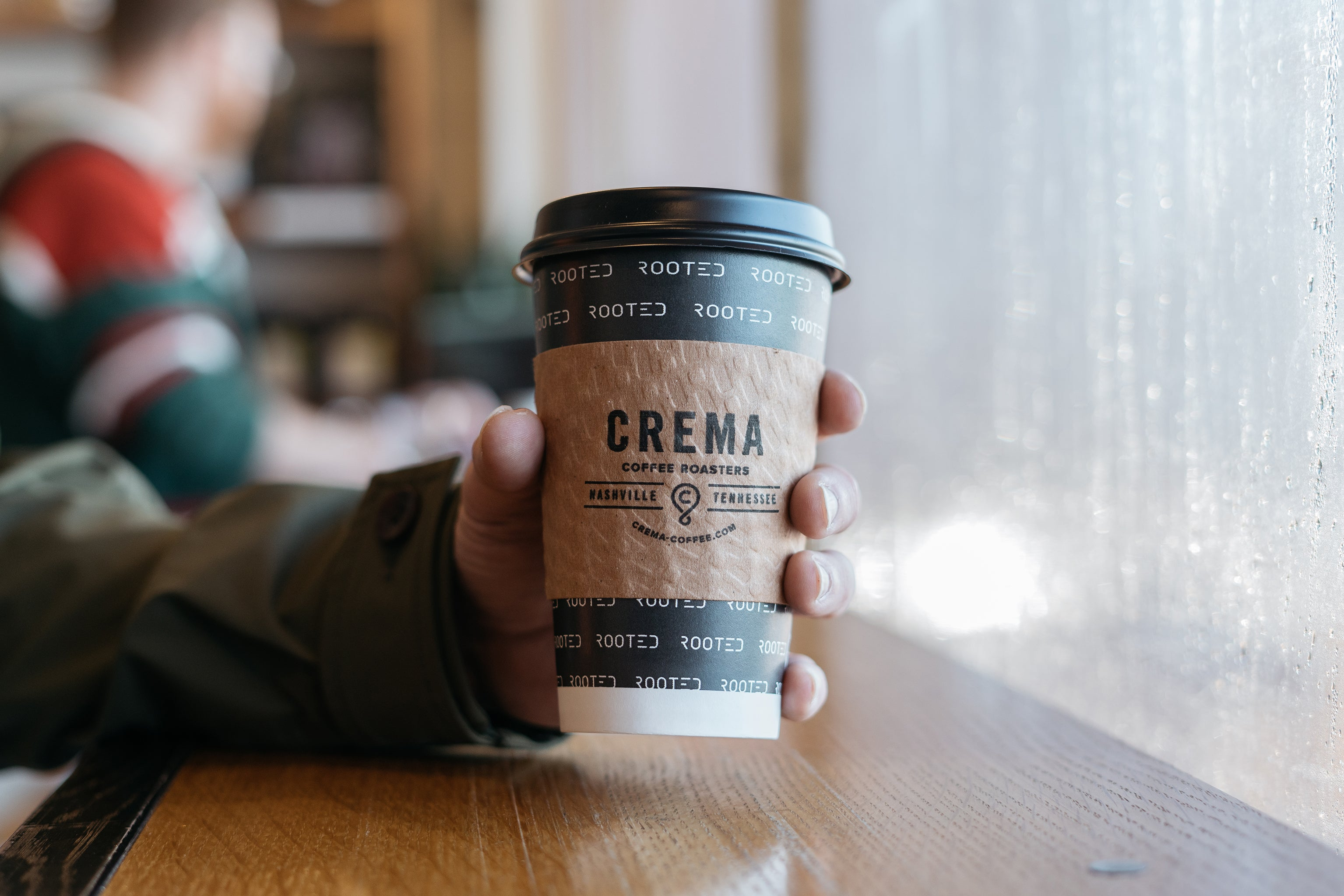 Crema Coffee Rooted Nashville