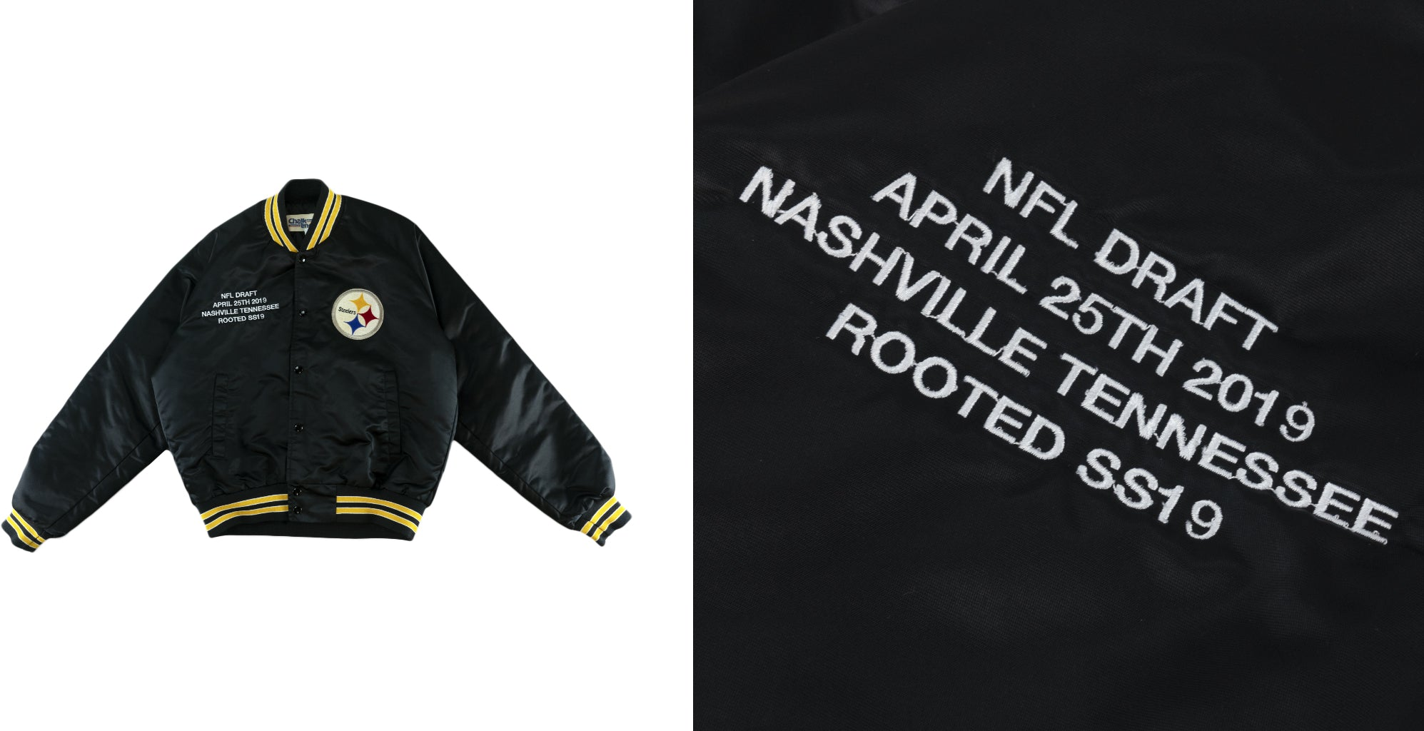 NFL Vintage Apparel-NFL Draft
