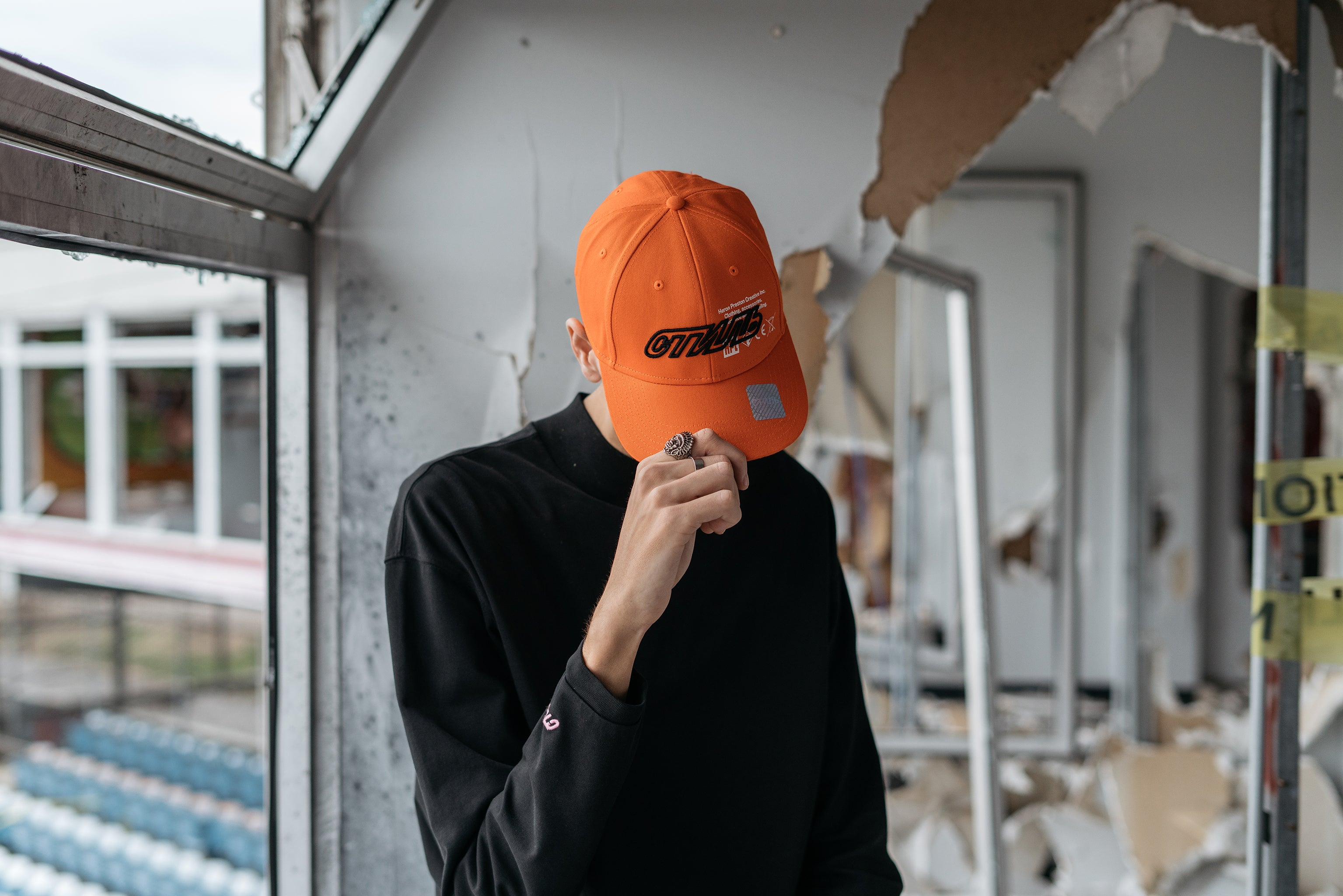 Heron Preston Spring Summer 2019