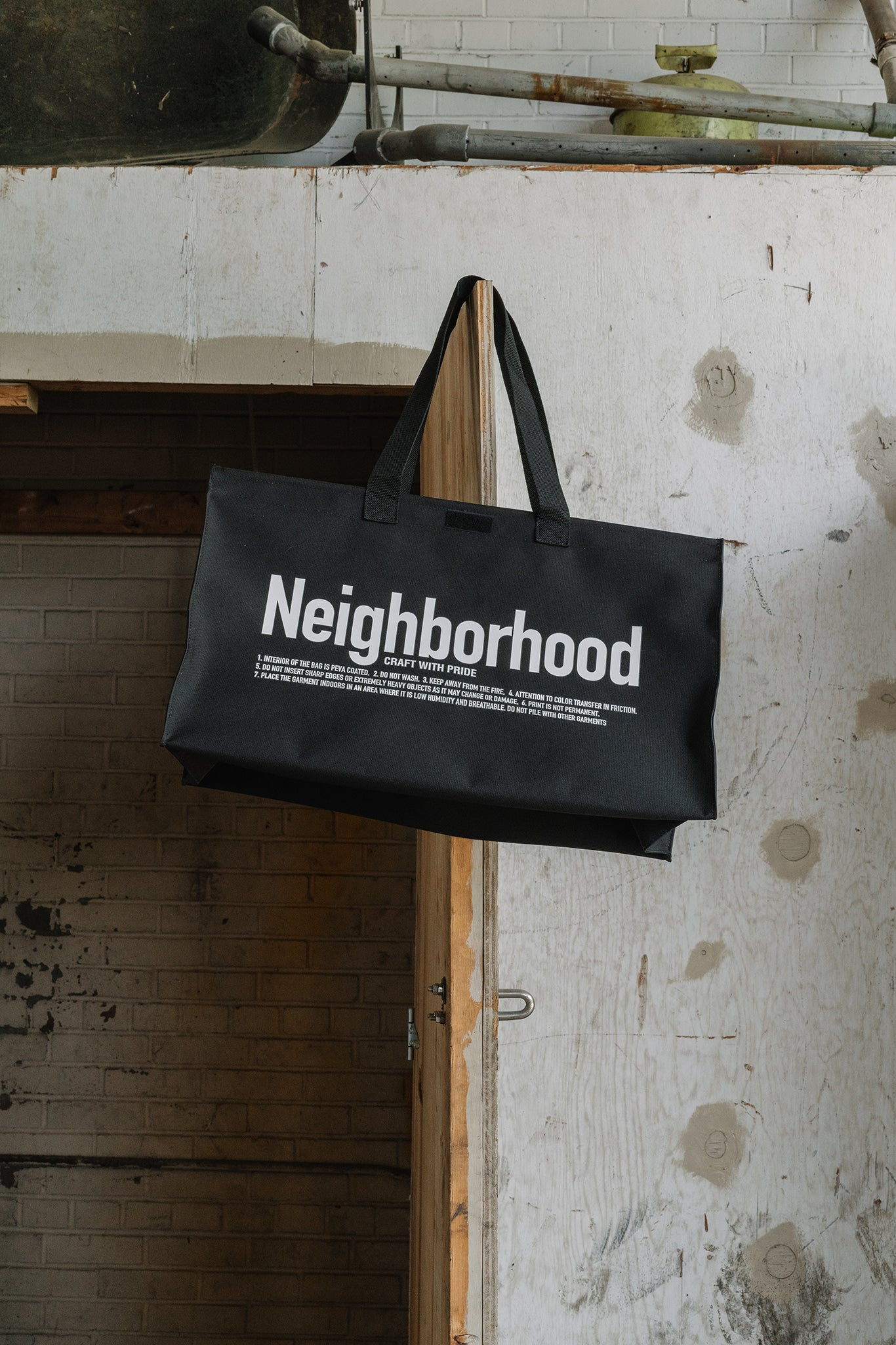 Neighborhood Japan Spring / Summer 19 Accessories