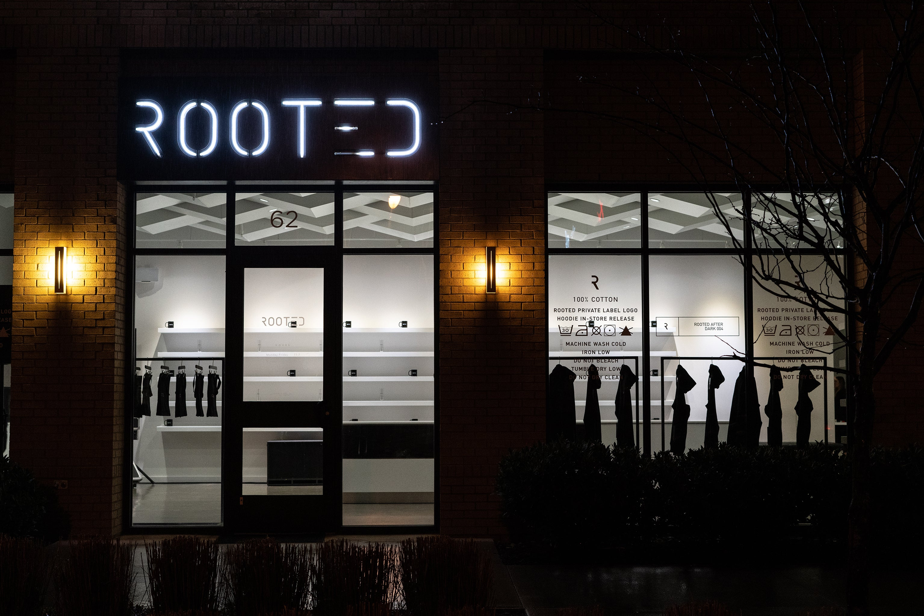 Rooted Nashville Tennessee Menswear Sneakers 62 Hermitage Avenue
