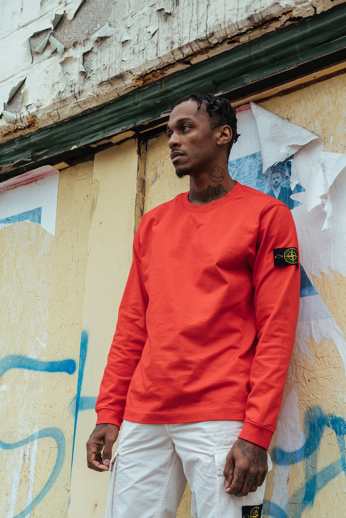 Stone Island Spring Summer 2019 Nashville Rooted