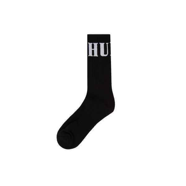 Rhude Wrap Logo Sock [Black]